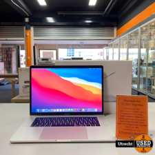 Macbook Pro 15 inch 2018 Touchbar i7/16GB/256GB Big Sur