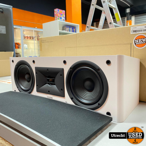 JBL Arena 125C Center Speaker Wit Nieuw