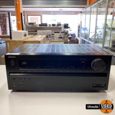Onkyo AV Reciever TX-NR609 7.1 Versterker Incl AB