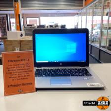HP EliteBook 820 G3 i5/8GB/512GB SSD Win 10 Pro