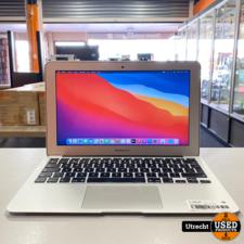 Macbook Air 11 Inch Early 2014 i5/4GB/128GB  SSD
