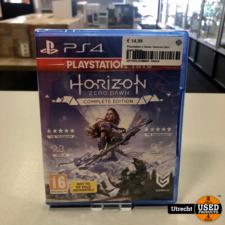 Playstation 4 Playstation 4 Game: Horizon Zero Dawn Nieuw