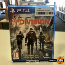 Playstation 4 Playstation 4 Game: The Division