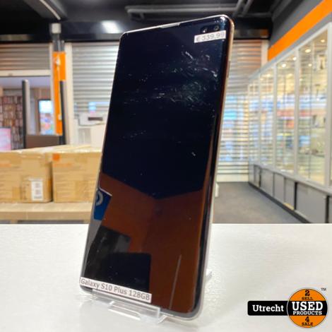Samsung Galaxy S10 Plus 128GB Duos Prism Black