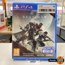 Playstation 4 Game: Destiny 2