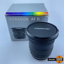 Voigtlander Ultragon AF D 19-35mm F3,5-4,5 Canon