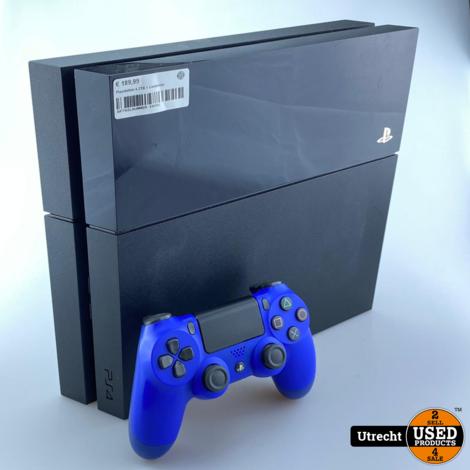 Playstation 4 2TB 1 Controller