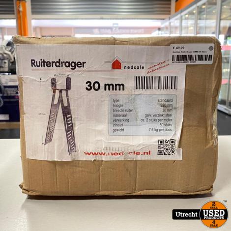 NedSale Ruiterdrager 30MM 50 Stuks
