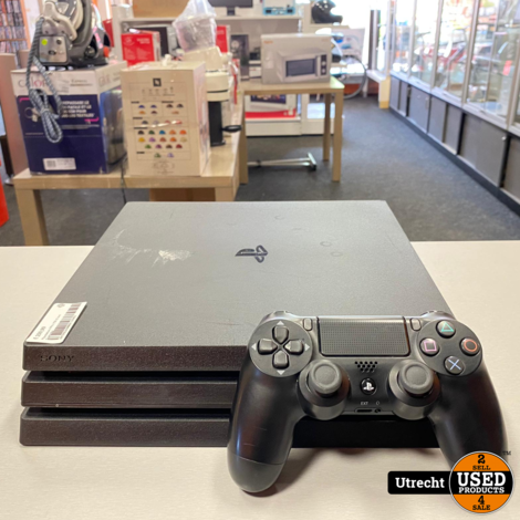 Playstation 4 Pro 1TB V2 incl Controller