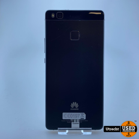 Huawei P9 Lite 16GB Zwart Duos Sim