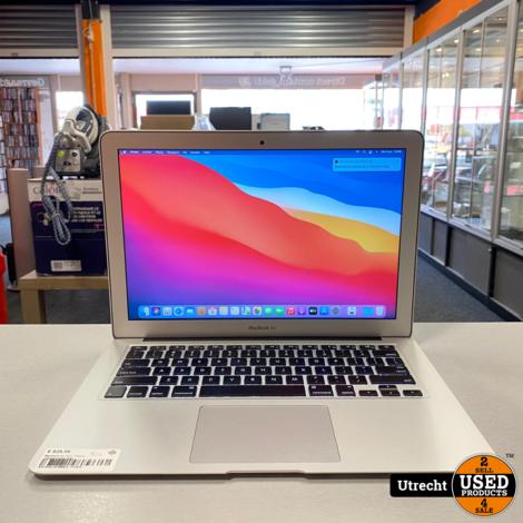Macbook Air 2017 13inch i5/8GB/128GB SSD