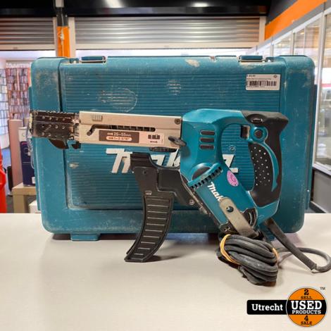 Makita 6842 Schroefautomaat 470w 55mm Kop aan vervanging toe