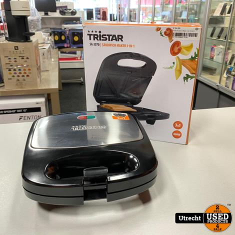 Tristar Sandwich Maker 3 in 1 SA3070