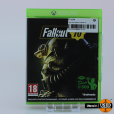 Xbox One Game: Fallout 76