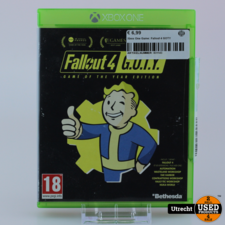 Xbox One Game: Fallout 4 GOTY