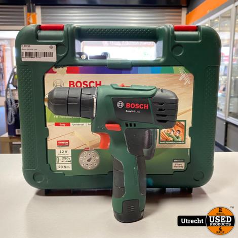 Bosch EasyDrill 1200 Schroefmachine