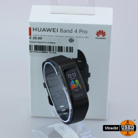 Huawei Band Pro 4 Watch