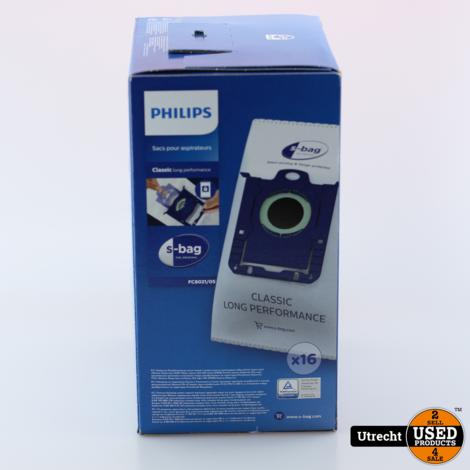 Philips Vacuum Cleaner S-Bag 16 Stuks Nieuw