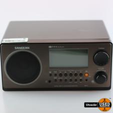 Sangean WR-2 Radio FM RDS / MW PLL