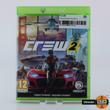 Xbox One Game: The Crew 2
