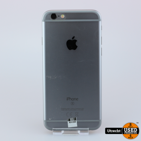 iPhone 6S 32GB Space Gray