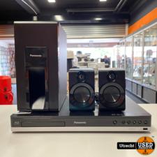Panasonic SA-BTT105 Home Cinema Set 2.1 Blu-Ray Incl AB