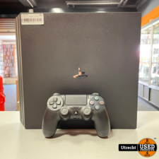 Playstation 4 Pro 1TB Incl Controller
