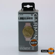 Garmin Garmin Vivomove 3s Smartwatch Nieuw