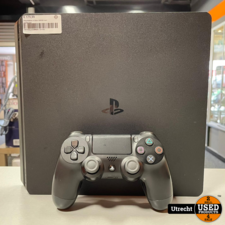 Playstation 4 Slim 500GB incl Controller
