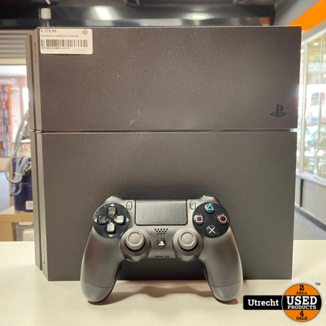 Playstation 4 500GB Incl Controller