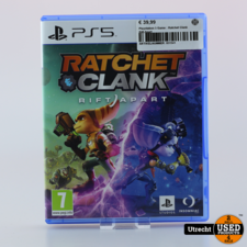 Playstation 5 Game : Ratchet Clank Rift Apart