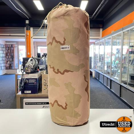 Pup Tent 1 Persoons KL Leger Camouflage Dutch 3 Color desert