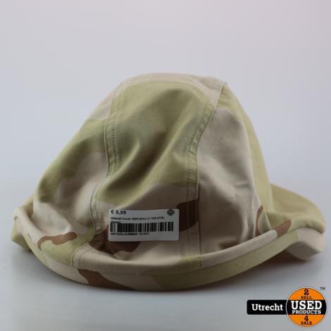 Helmet Cover NSN 8415-17-108-0758, Desert