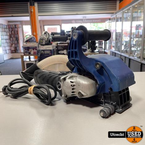 Carat SL-1253 Dustec Sleuvenzaagmachine