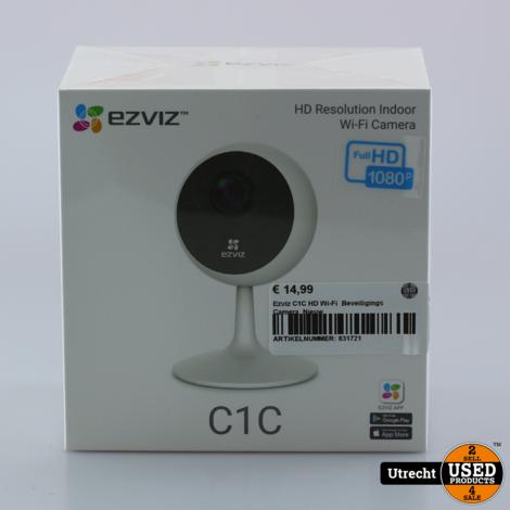 Ezviz C1C HD Wi-Fi Beveiligings Camera Nieuw