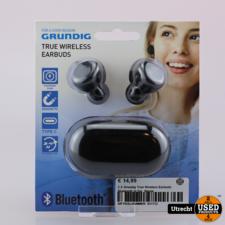 Grundig True Wireless Earbuds Bluetooth In Ear Nieuw