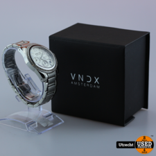 VNDX Amsterdam Horloge MS22480-02