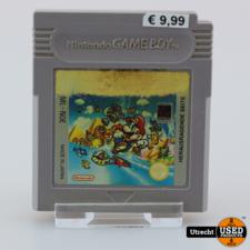 Nintendo Gameboy Game: Mario