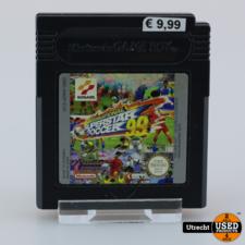 Nintendo Gameboy Game Superstar Soccer 99