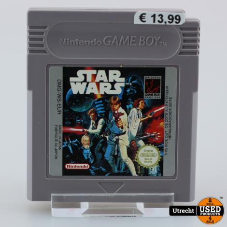 Nintendo Gameboy Game: StarWars