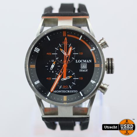 Locman Montecristo Horloge Compleet