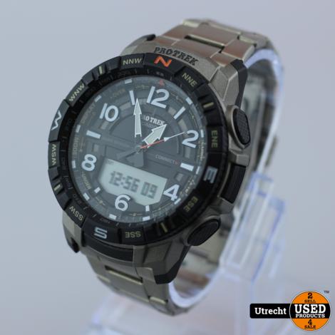 Casio Pro Trek PRT-B50-7ER Horloge