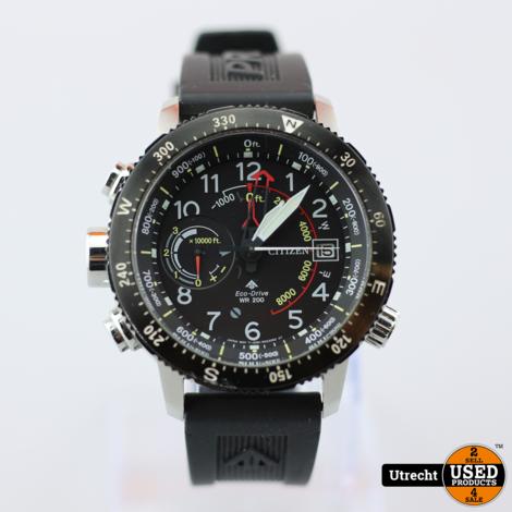 Citizin Promaster Altichron J290 Horloge
