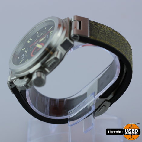 TW Steel TW999 Oil in the Blood Limited Edition Nr:154/350