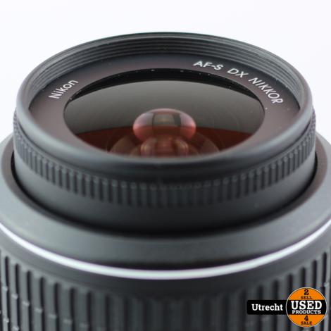 Nikon DX VR AF-S Nikkor 18-55MM 1:3.5-5.6 G Lens