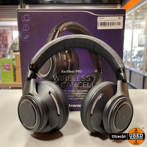 Plantronics BackBeat Pro Wireless Noise Cancelling