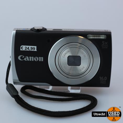 Canon Powershot A2500 16 MegaPixel
