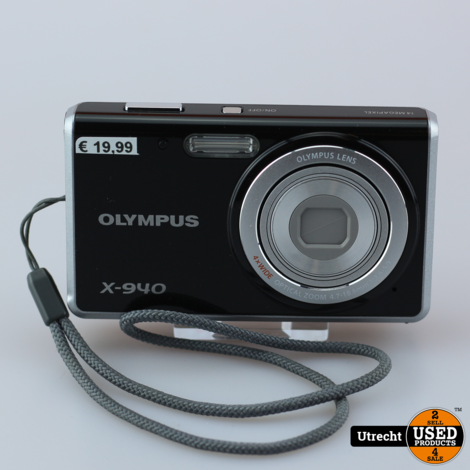 Olympus  X-940 Digital camera 14 Megapixel
