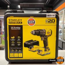 Stanley SFMCD715D25K Schroefmachine Nieuw