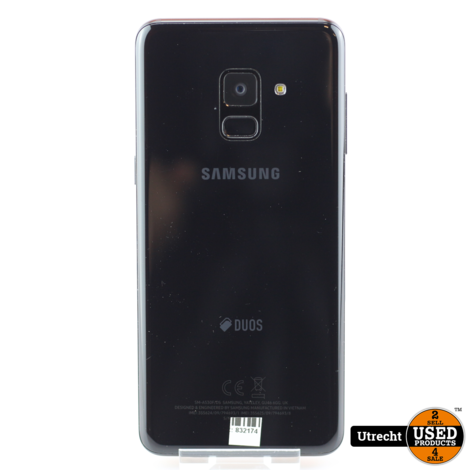 Samsugn Galaxy A8 2018 32GB Duos Sim